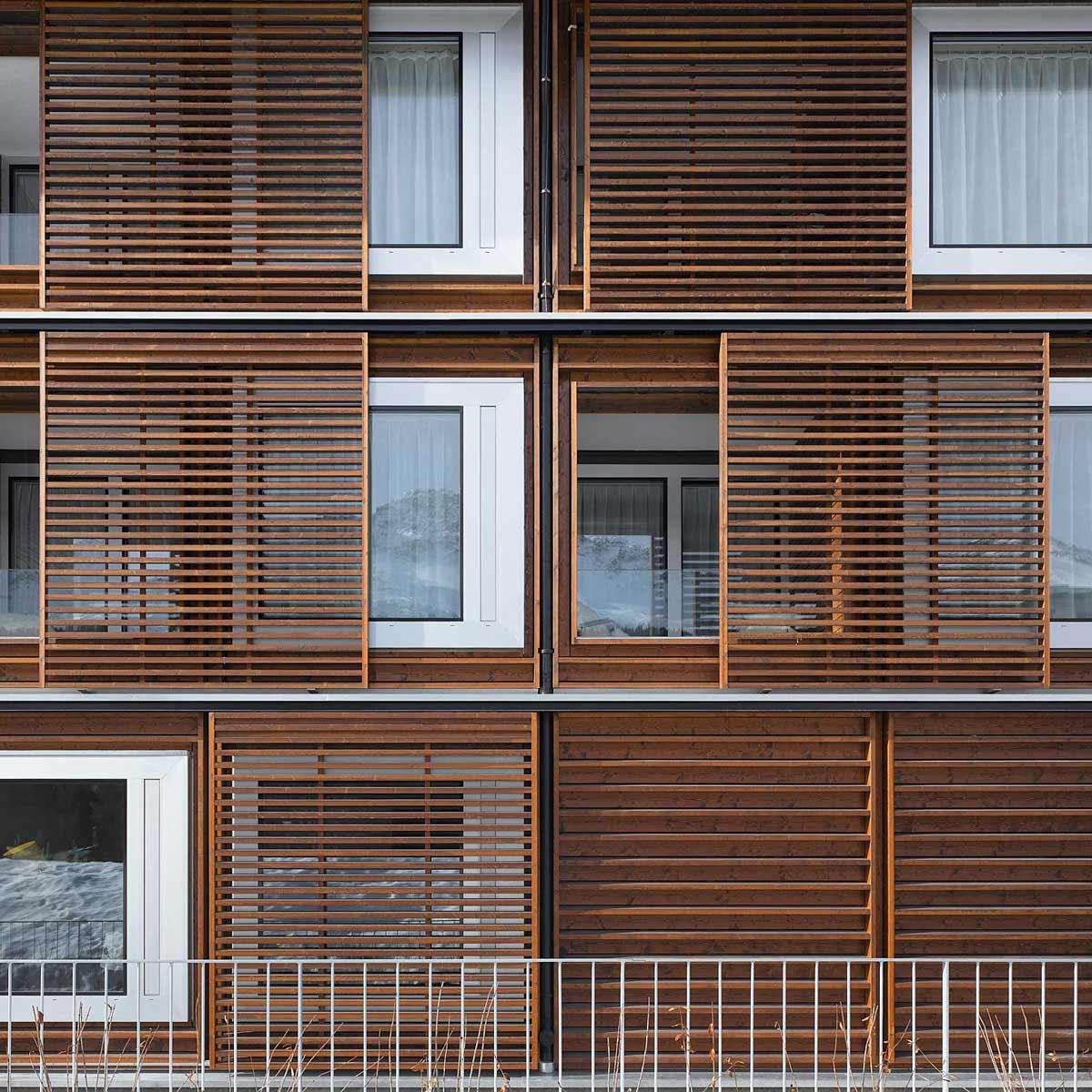 Fassadenrollläden
